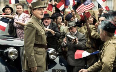 De Gaulle, 2e place pour France 2