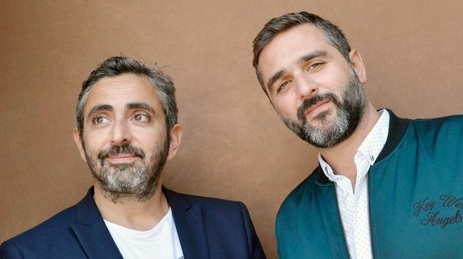 Eric Toledano & Olivier Nakache pour ARTE