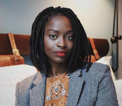Aïssa Maiga, Présidente du jury fiction